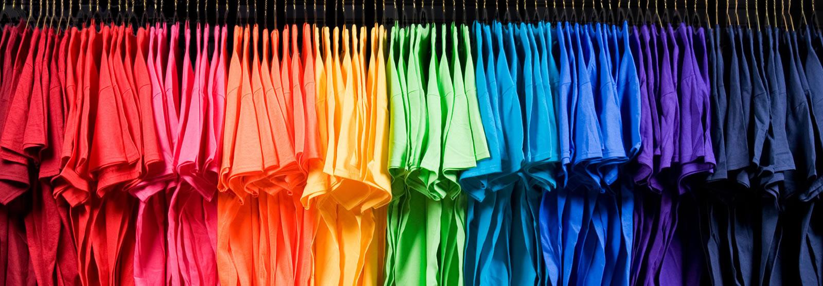 Tisk na tekstil
